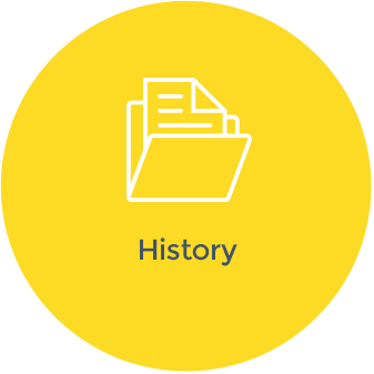 icon yellow lg history
