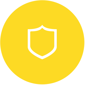 icon yellow lg shield